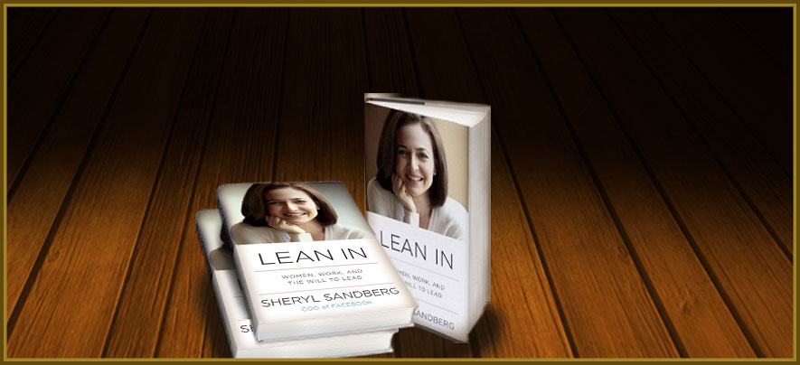 """Lean In"" by Sheryl Sandberg – A Book Review"