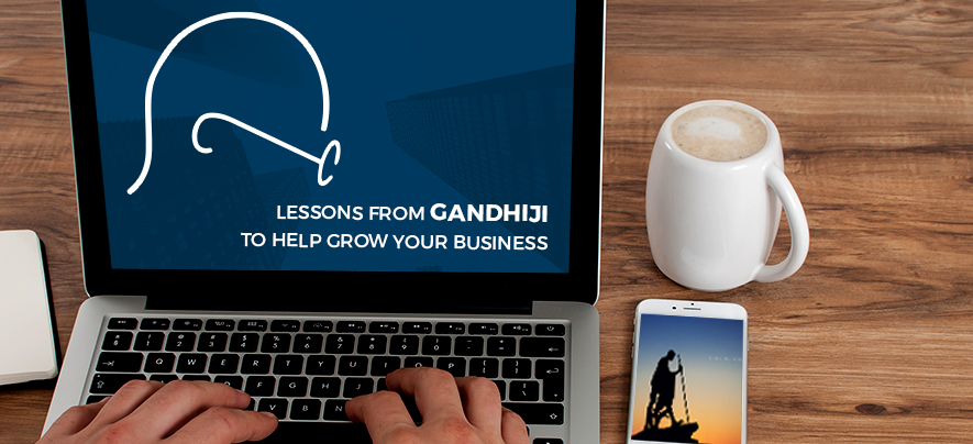 Gandhi & entrepreneurship