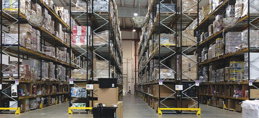 Bringing efficiency to e-commerce warehousing with technology