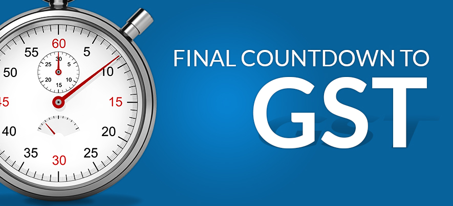 GST: The final countdown