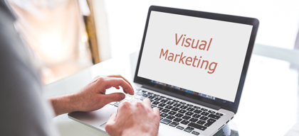 Visual is the way forward for content marketing