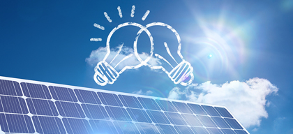 We have always used solar power & it can power our future