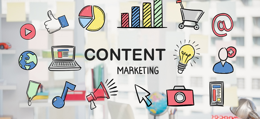 Content marketing & how it can help grow your business