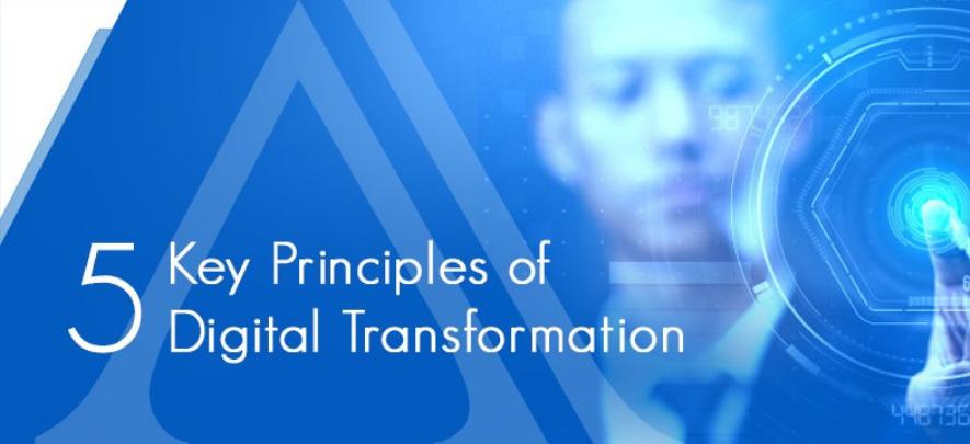 5 key principles of digital transformation