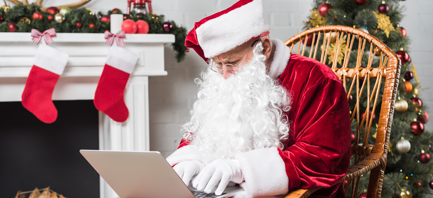 Santa's 3 timeless business tips
