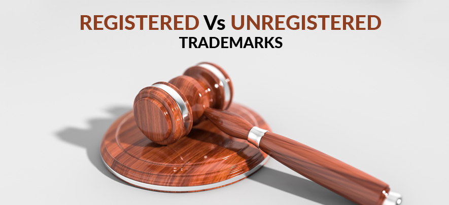 Difference between Registered & Unregistered Trademark