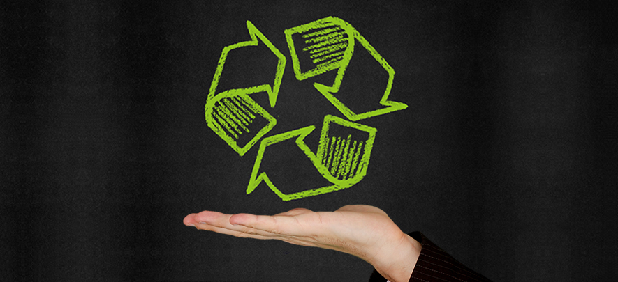 Use recycled plastics for packaging & reduce your carbon footprint