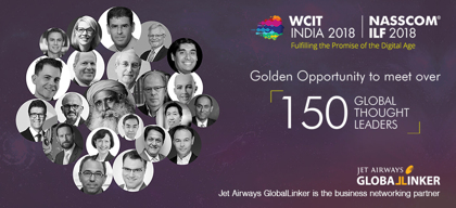 WCIT-NLIF 2018: Thought leaders will chart way to fulfil the promise of the Digital Age
