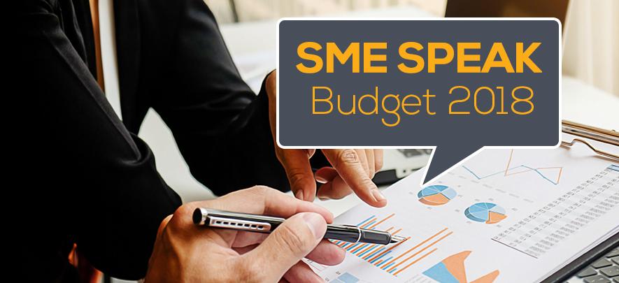 Budget 2018: SME reactions