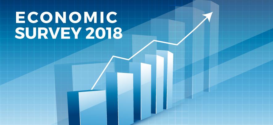 Economic Survey 2018: Forecast of 7-7.5% growth