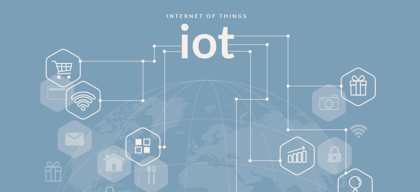 The Internet of Things can help optimise your operations