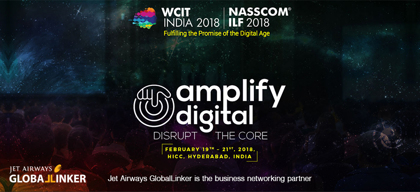 WCIT-NILF 2018 hosted by NASSCOM: Make your SME a 'Firm of the Future'