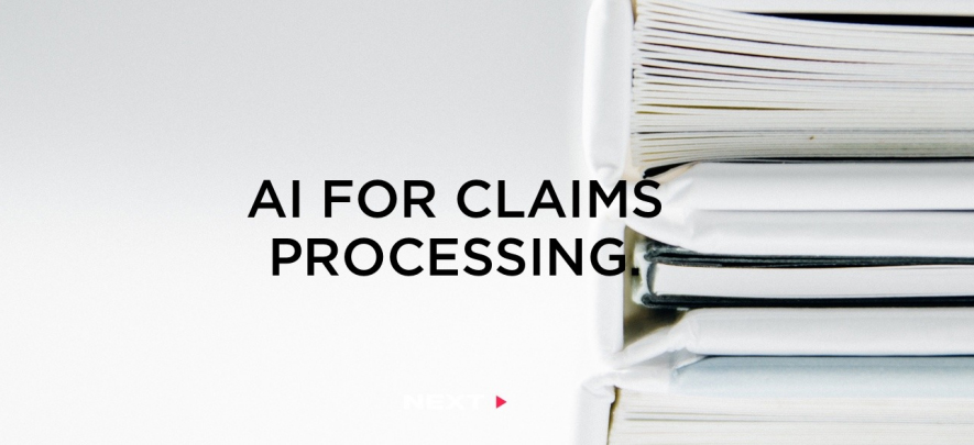 Using Artificial Intelligence to improve claims processing