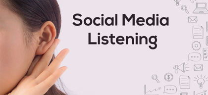 Using social media listening to grow your business and brand