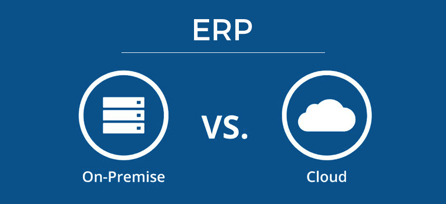 Image result for Cloud ERP vs On-Premise ERP