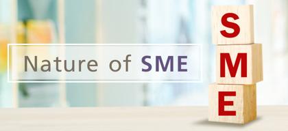Nature of SME