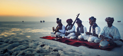 The timeless charm of the Rann of Kutch