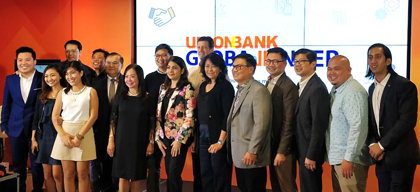 UnionBank and GlobalLinker forge agreement that will help Philippine SMEs network globally