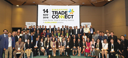 Highlights from TradeConnect - Global meet up for SMEs to grow their business in a connected world