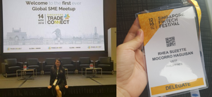Flying to Singapore with a purpose: My experience at TradeConnect
