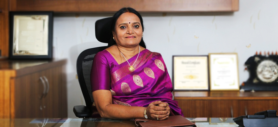 Woman entrepreneur's journey of redefining water pumps technology