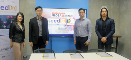 Seedin, Unionbank and DigiVation Partnership