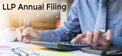 LLP Annual Filing Form 8: Due date is 30 October 2018