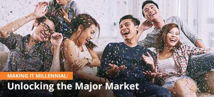 Making It Millennial: Unlocking the Major Market