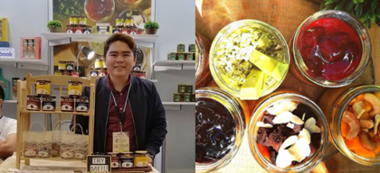 Leche flan in a jar creator shares recipe for success