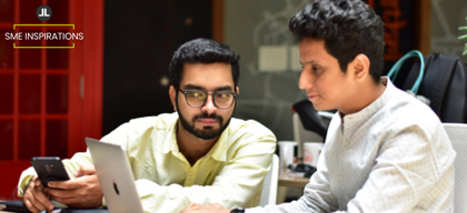 Alok Vedi & Ruchit Jain, Founders, Growider Media LLP