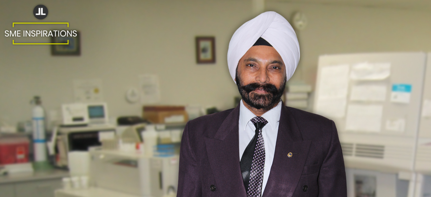 Dipender Singh, Founder, Royal Life Science Pvt Ltd