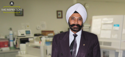 Dipender Singh, Founder, Royal Life Science Pvt Ltd