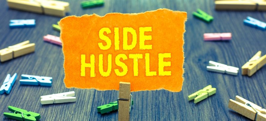 8 interesting ideas for a side hustle you can start with today!