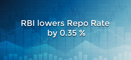 RBI cuts repo rate for fourth time this year to 9 year low