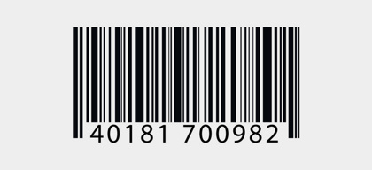 Bar Codes: Advantages and required application documents