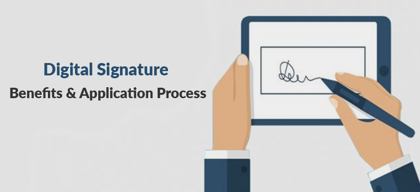 How to apply for Digital Signature Certificate & its benefits