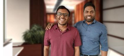 Ravi Vaka & Manoj Surya, Founders, TruePush