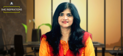 Sangeeta Goswami, Director, Techsoft Engineering Services (I) Pvt. Ltd.