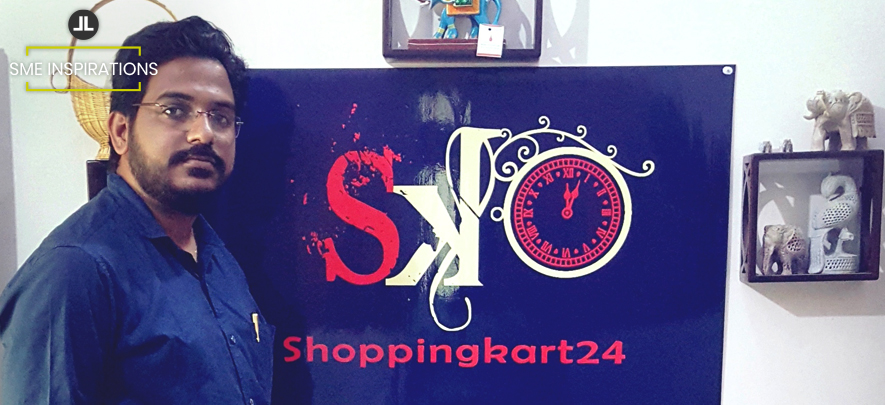 Prateek B Singh, Founder, Shoppingkart24 Online Services Pvt. Ltd