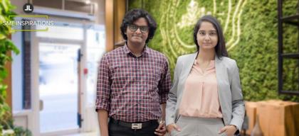 Vensy Krishna & Abhishek Anirudhan, Founders, GrowthCat