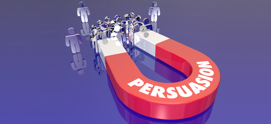 Mastering the art of persuasion