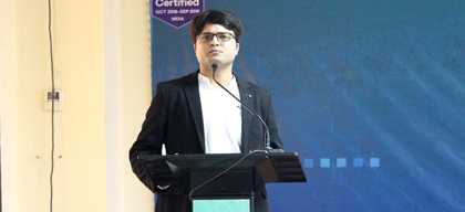 Piyush Nagar, Founder, SixthSense IT Solutions