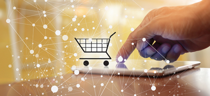 Is GlobalLinker's ecommerce platform for companies with no online presence?