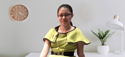 Woman entrepreneur grows her business from a P2,000 borrowed capital