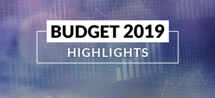 Highlights & assessment of Budget 2019