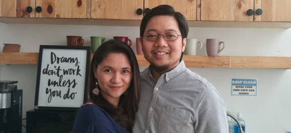 Couple achieves 1 million sales in less than a year of business