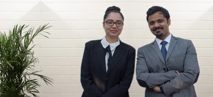 Entrepreneur duo help SMEs with marketing, legal and compliance needs