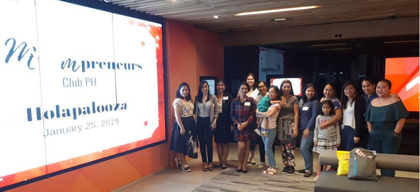Mompreneurs Club PH and UnionBank GlobalLinker bring mompreneurs together to learn and network