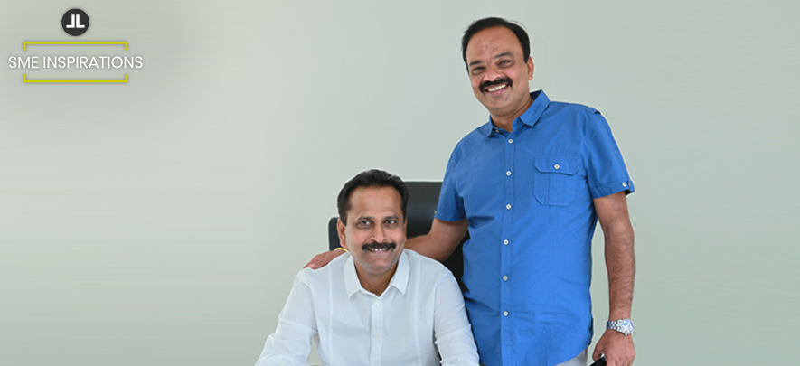 G Ranjith Reddy & A Tirupathi Reddy, Directors, Sri Rajeshwara Hatcheries