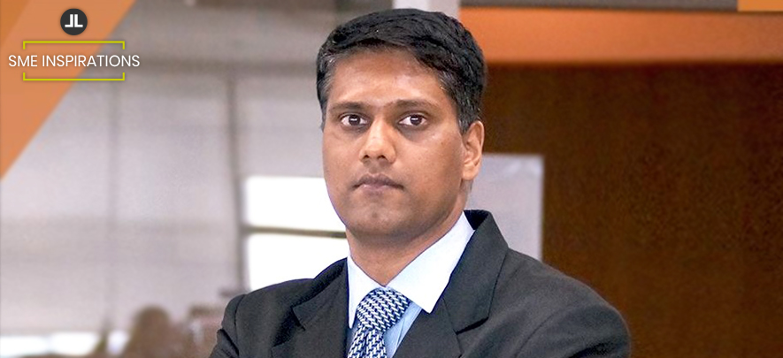 Lester Fernandes, CEO, BUDSTA Analytics & Insights Pvt. Ltd.
